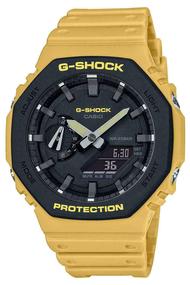 jJr0 Casio卡西歐G SHOCK經典碳手錶GA-2110SU-9ADR GA2100