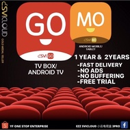 SVI GO SVI MO IPTV for Android TV Box Android Phone Svi Cloud Malaysia