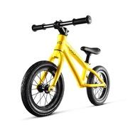 (BIXBI BIKES) 加拿大兒童平衡滑步車 Push Bike 跑車黃  (全球限定色)