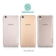 NILLKIN OPPO R9 本色TPU軟套$290