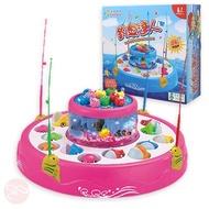 【瑪琍歐玩具】電動釣魚盤(經典遊戲機款)