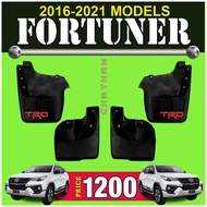 TRD Mudguard for Toyota Fortuner 2016 2017 2018 2019 2010 2021