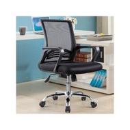 Ergonomic Low Back Rest Office Chair J76 Black