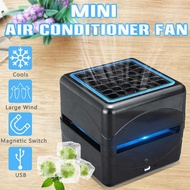 Ice Cooler, Humidifier Purifier, Portable Air Evaporative Cooler