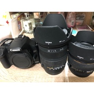 CANON EOS 500D 雙鏡頭 二手相機 數位單眼相機