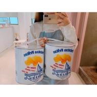 ŸÃÖ⁰⁸⁰⁴ |  預購 韓國🇰🇷代購 油漆桶海鹽洋芋片 275g 500g 油漆桶 洋芋片