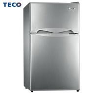 TECO 東元 R1001N 冰箱 100L 2門 小鮮綠系列