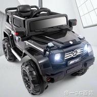兒童電動車四輪四驅遙控小孩玩具可坐人寶寶越野車汽車大號童車【帝一3C旗艦】YTL