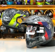 預購商品 任我行騎士部品 ARAI TOUR-CROSS 3 全罩 多功能帽 鳥帽 滑胎帽 越野 沙地 林道 CROSS3 迷彩