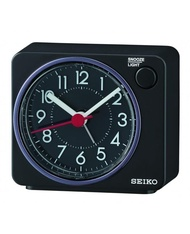 Seiko QHE100KN Bedside Alarm Clock