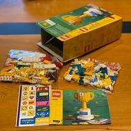 樂高 LEGO 40385 獎盃 Trophy 已拆封