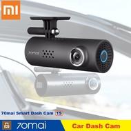 Xiaomi 70mai Car DVR Dash Cam 1S English Version 1080P HD Night Vision Dash Camera Recorder WiFi 70mai APP English Voice Control