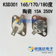 Ceramic Ksd 301 180 Degree 10 A 250 V Temperature Control Switch