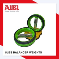 AIBI 5lbs Balancer Weights ► Workout ► Weight Lifting ► Comes with a holder