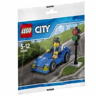 全新 LEGO 城市 30349 運動 車子 Sports Car polybag