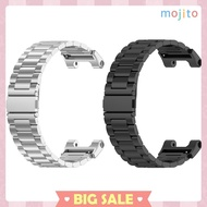 Mojito Stainless Steel Smart Watch Strap for Huami Amazfit T-Rex Pro/Amazfit T-Rex