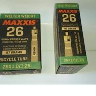 Maxxis 26x1.0/1.25 26x1.00 26x1.25 presta FV ORI GDS55 Bicycle Tires
