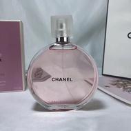Chanel香奈兒EAU TENDR粉色柔情粉色邂逅女士淡香水100ml女性持久香水