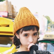 兒童貝雷帽 兒童毛線帽女寶寶帽子春秋潮男童套頭帽薄款針織韓版親子帽 寶貝計畫