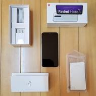【二手保固中】台版 紅米 Note8 Pro 6G/128G高配版 6.53吋 水滴螢幕 + AI雙鏡頭手機