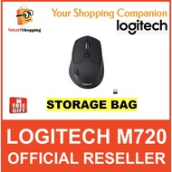 (Original) Logitech Mouse M720 Triathlon M 720 100% Original wireless 1 year warranty