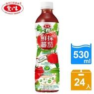 【愛之味】鮮採蕃茄汁﹝SFN升級配方﹞(530ml*48入)