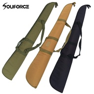 Tactical Air Rifle Case Airgun Bag with Soft Padding Durable Military Gun Rifle Protection Carrying