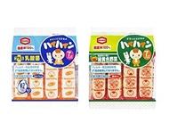 日本 龜田米果 嬰兒米果 原味/野菜味《加碼領券9折→輸入代碼 2008CP2000A 或 2008CP2000B》