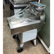 《祥順餐飲設備》二手落地切菜機/切蔥機/切高麗菜機/落地型切菜機/大型切菜機