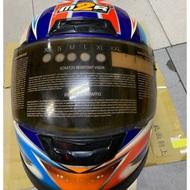 『全新品』【M2R / GP-5 / 海鳥牌】「出清品」全罩式 安全帽