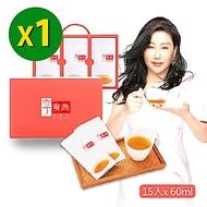 可折價券220+贈2包-享食尚滴雞精15入 (60ml/入)