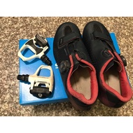 SHIMANO RP5卡鞋 39號 女(不含卡踏扣片)