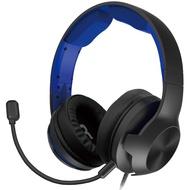 [預購商品] HORI PS4-158 PS4 遊戲耳機麥克風 【進階高級版】耳麥 藍色 8月發售預定 [哈GAME族]