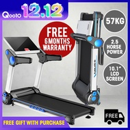 12.12 Special | Free give with Purcahse | LATEST MODEL! Pepu Foldable Treadmill For K5 Motorized Treadmill Singapore