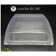 Plastic Lunch Box (BX-290) [50pcs]