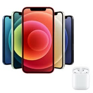 Apple iPhone 12 128G 5G手機+AirPods 2