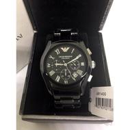 Armani 亞曼尼手錶 AR1400阿瑪尼經典陶瓷腕錶*