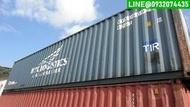 40呎貨櫃租售 可做倉庫,儲藏室,貨櫃屋使用