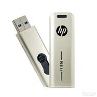 【HP 惠普】X796W USB 3.1 Gen1 512GB金屬伸縮隨身碟