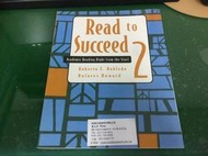 《Read to Succeed 2》0618324712│無畫記(91C)