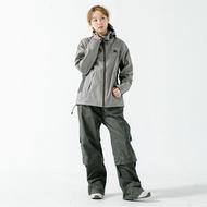 BrightDay-Aero9項專利透氣兩件式風雨衣(A9)-淺灰