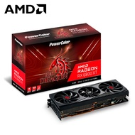 撼訊RX 6800 XT Red Dragon OC LED 16G GDDR6 256bit顯示卡