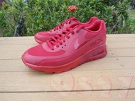 9527 NIKE AIR MAX 90 ULTRA ESSENTIAL 全紅 女鞋 復古 氣墊 724981-601