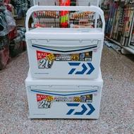 =佳樂釣具=DAIWA α II GU 2000X/2500X. 20/25 公升 硬式冰箱 保溫箱 最新款