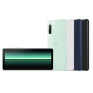 SONY Xperia 10 II (4G/128G) 6吋 【官網登錄送享樂包-另加贈原廠後背包+128G記憶卡+9H玻璃貼+空壓殼】