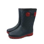 【不可超取】Moonstar  雨鞋 雨靴 深藍色 女鞋 MFL42RL5 no276