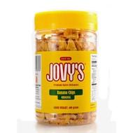 得億商行JOVY'S香蕉乾香蕉脆片BANANA CHIPS  #菲律賓長灘島特產 香蕉脆片 香蕉片 水果乾