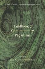 Handbook of Contemporary Paganism