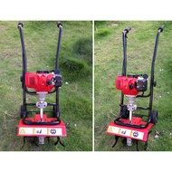 四行程 小型手推式 耕耘機 鬆土機 翻地機 中耕機 翻土機 清油機
