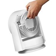 [OL家居館]艾美特空氣循環扇家用機械電風扇6吋渦輪對流風扇三檔擺頭